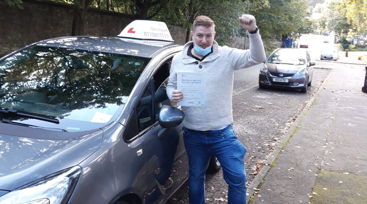 Pass your test first time